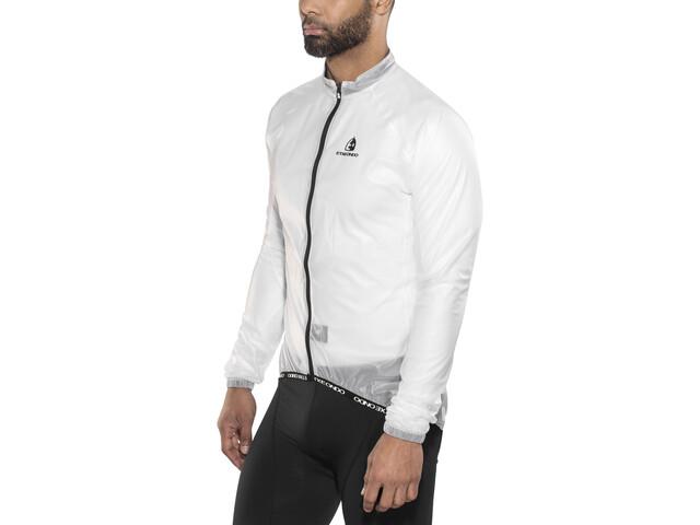Etxeondo Busti Rain Jacket Herren white/black